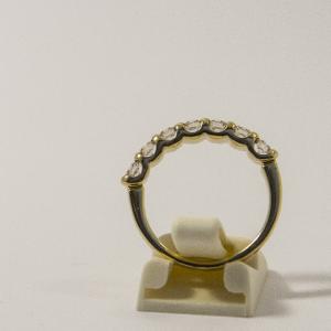 Bague fiancaille diamant femme